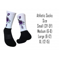 Huskies Allstar Athletic Socks
