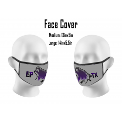 Huskies Allstar Face Cover